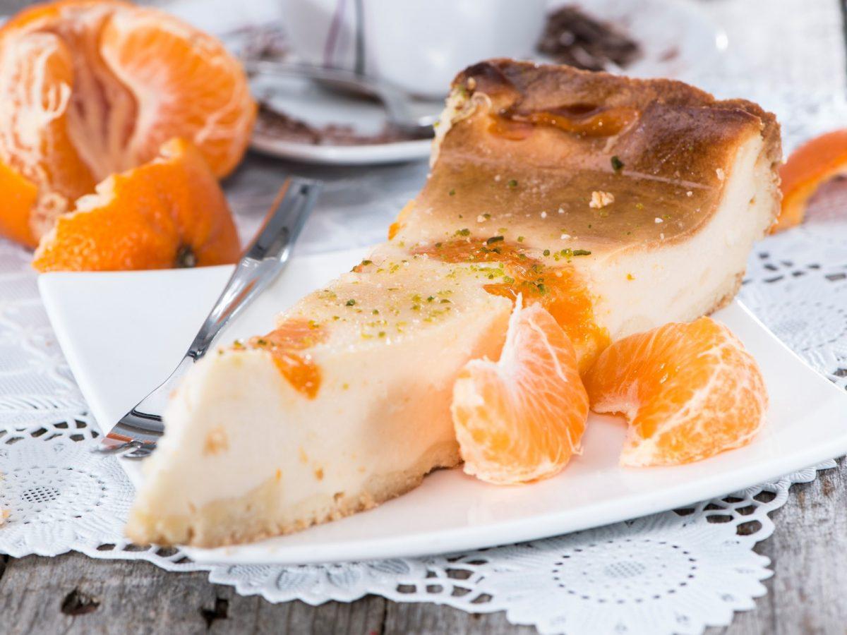 Mandarinen-Schmandku